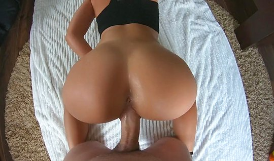 Brazilian fucked with cancer for seducing him with ass